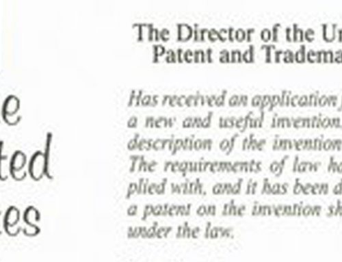 GDS Dental Bur Holder Patent Approved