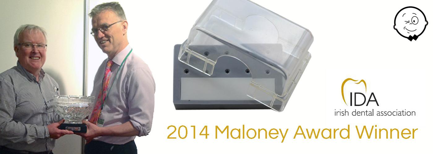 Moloney Dentistry Award 2014